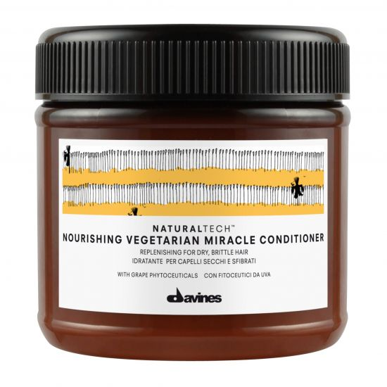 Питательный кондиционер Davines Nourishing Vegetarian Miracle Conditioner