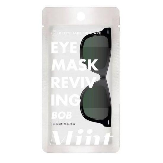 Маска для кожи вокруг глаз с восстанавливающим эффектом Petite Amie Miint Reviving Eye Mask, Bob