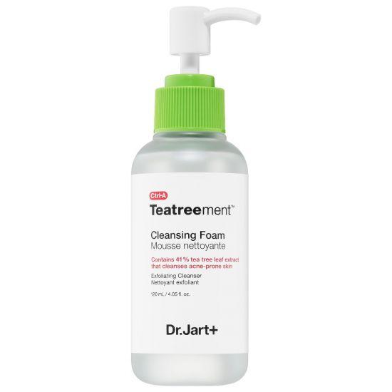 Пенка для умывания с экстрактом чайного дерева Dr.Jart+ Ctrl-A Teatreement Cleansing Foam