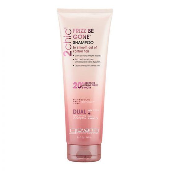 Разглаживающий шампунь для волос Giovanni Frizz Be Gone Shampoo To Smooth Out Of Control Hair