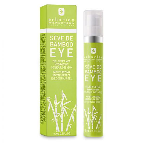 """Увлажняющий гель для области вокруг глаз """"Бамбук"""" Erborian Seve de Bamboo Eye Contour Gel"""
