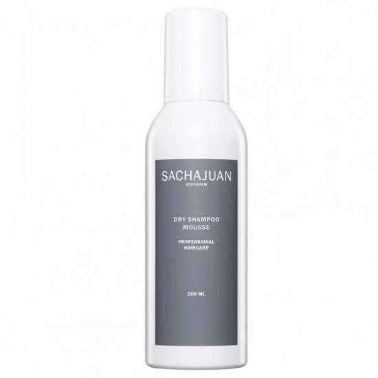 Сухой шампунь-мусс SACHAJUAN Dry Shampoo Mousse