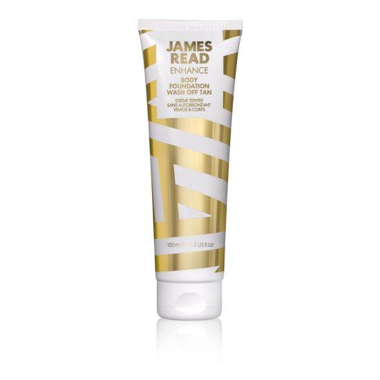 Крем-корректор с эффектом загара James Read Body Foundation Wash Off Tan Face & Body