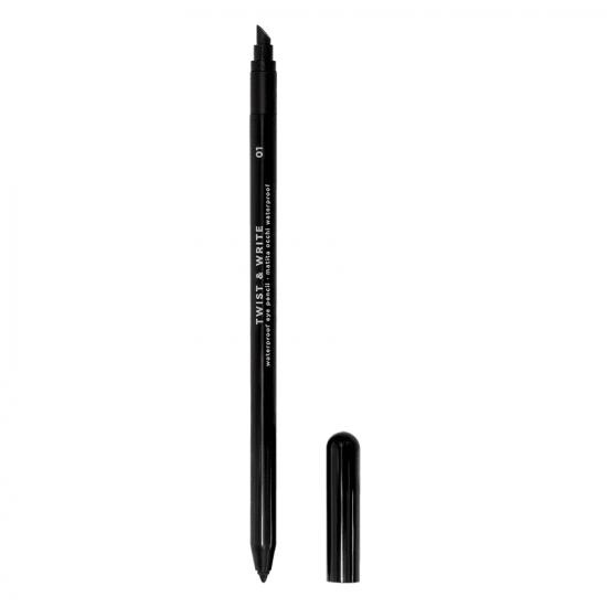 Водостойкий контурный карандаш для глаз NOUBA Twist&Write Waterproof Eye Pencil