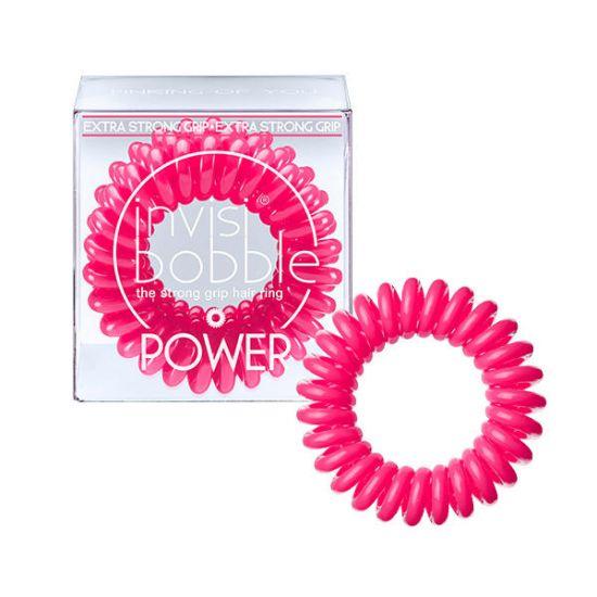 Резинка-браслет для волос Invisibobble POWER Pinking of you