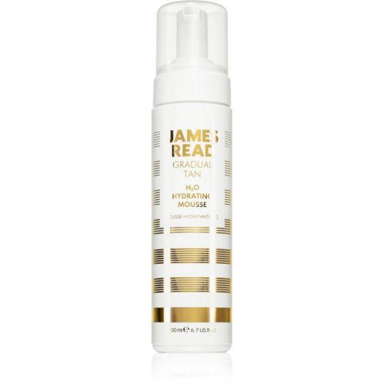 Бесцветный мусс для загара James Read H2O Hydrating Mousse