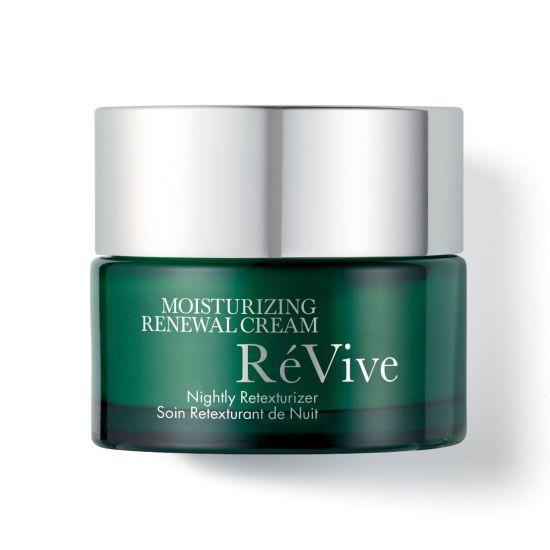 Увлажняющий восстанавливающий ночной крем для сияния кожи ReVive Moisturizing Renewal Cream  Nightly Retexturizer