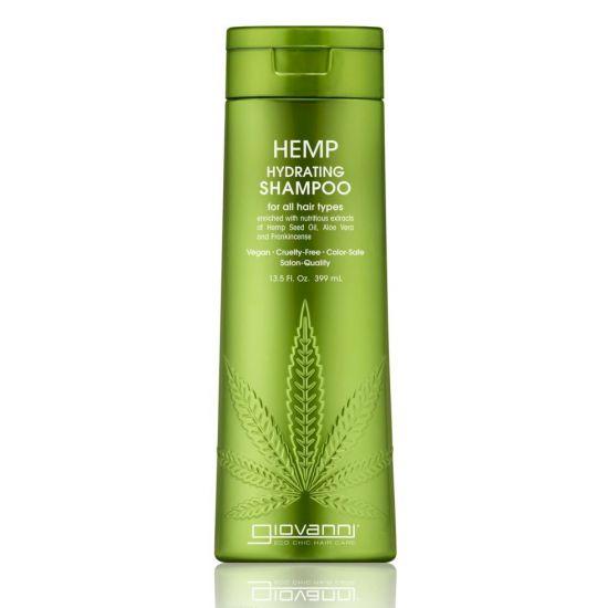 Увлажняющий шампунь с коноплей Giovanni Hemp Hydrating Shampoo