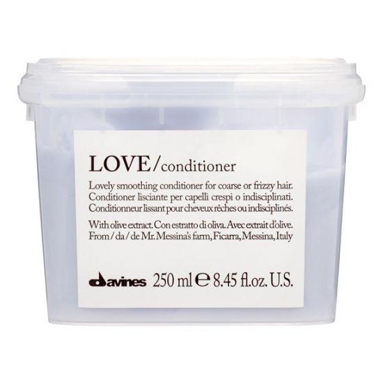 Кондиционер для разглаживания завитка Davines LOVE Conditioner
