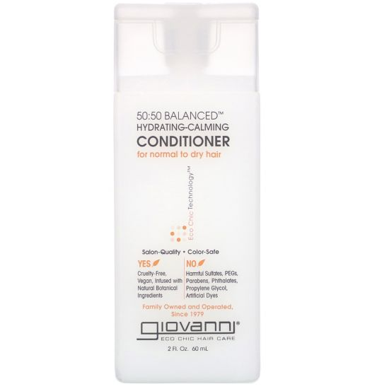 "Кондиционер ""Баланс"" Giovanni Eco Chic Hair Care 50:50 Balanced Hydrating-Calming Conditioner"