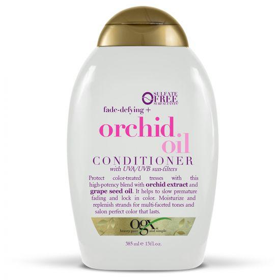 Кондиционер для окрашенных волос OGX Fade-Defying + Orchid Oil Conditioner