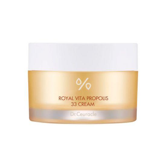 Крем с экстрактом прополиса Dr. Ceuracle Royal Vita Propolis 33 Cream