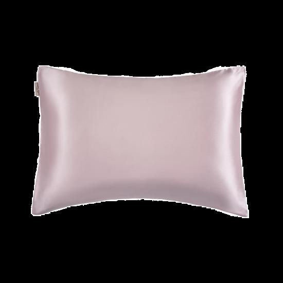 Наволочка MON MOU с натуральным 100% шелком (Розовый)