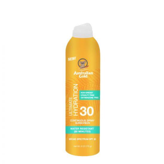 Солнцезащитный спрей Australian Gold Ultimate Hydration Continuous Spray SPF 30