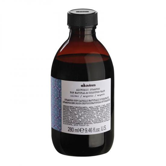 Шампунь оттеночный серебряный Алхимик Davines Alchemic Shampoo Silver