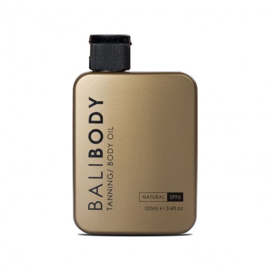 Масло для загара Bali Body Natural Tanning and Body Oil SPF6
