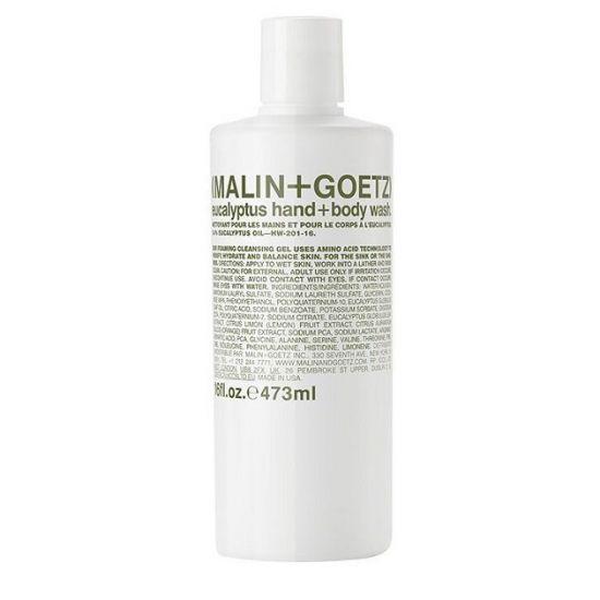 Гель для душа «Эвкалипт» MALIN+GOETZ Eucalyptus Body Wash 473ml