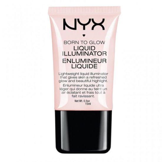 Жидкий хайлайтер NYX Born To Glow Liquid Illuminator