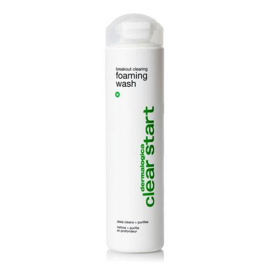 Очищающий гель для умывания Dermalogica breakout foaming wash XL