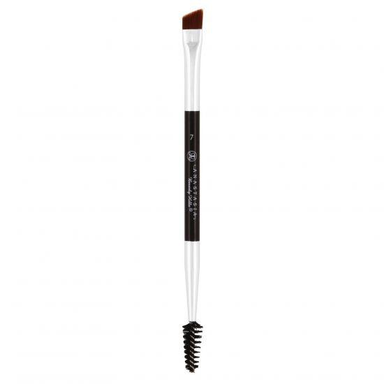 Кисть для бровей Anastasia Beverly Hills Mini Duo Brush #7B