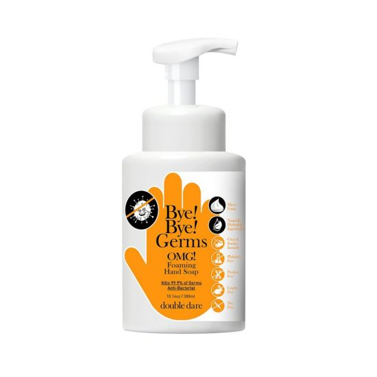 Пенное мыло для рук Double Dare Bye! Bye! Germs OMG! Hand Foaming Soap