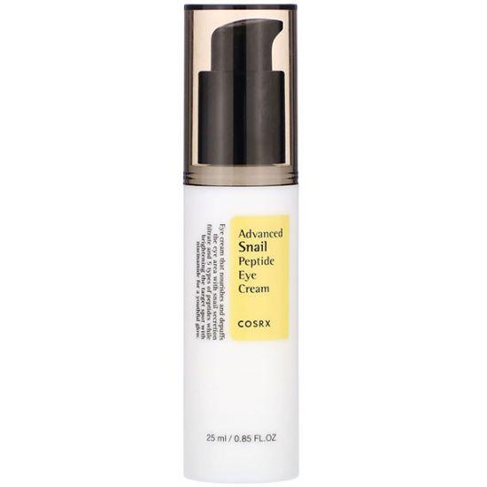 Крем для кожи вокруг глаз с пептидами и муцином улитки COSRX Advanced Snail Peptide Eye Cream