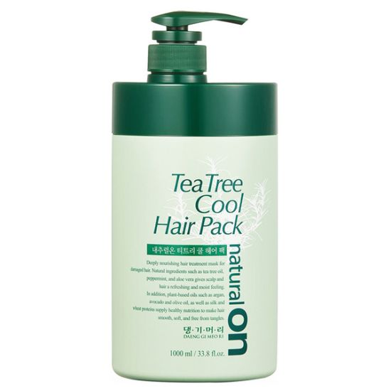 Освежающая маска для волос DAENG GI MEO RI TEA TREE COOL HAIR PACK