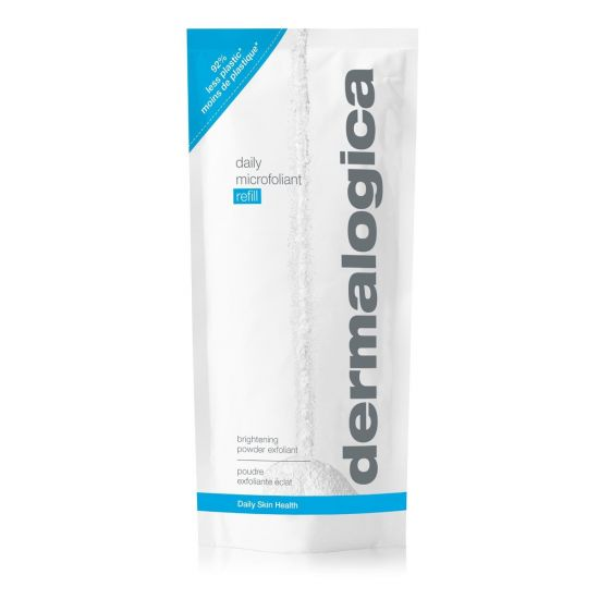 Мягкий эксфолиант для сияния кожи Dermalogica daily microfoliant refill
