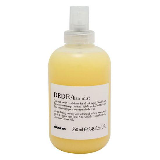 Несмываемый спрей-кондиционер для тонких и ослабленных волос Davines Dede Delicate Leave-In Hare Mist Conditioner
