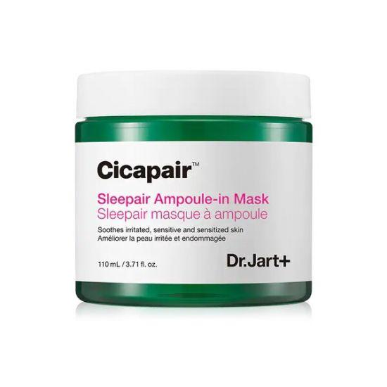 Восстанавливающая гель-маска с центеллой азиатской Dr.Jart+ Cicapair Sleepair Ampoule-in Mask