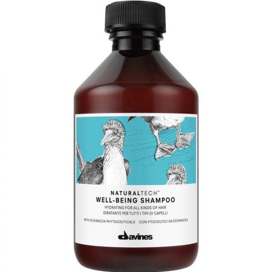 Увлажняющий шампунь Davines Well-Being Shampoo