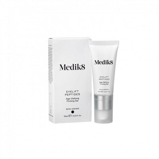 Антивозрастной укрепляющий гель вокруг глаз Medik8 Eyelift Peptides