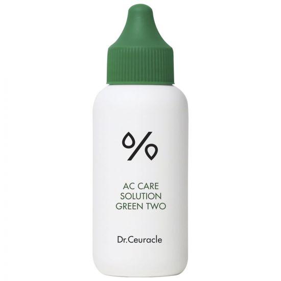 Успокаивающая сыворотка для проблемной кожи Dr. Ceuracle AC Cure Green Two