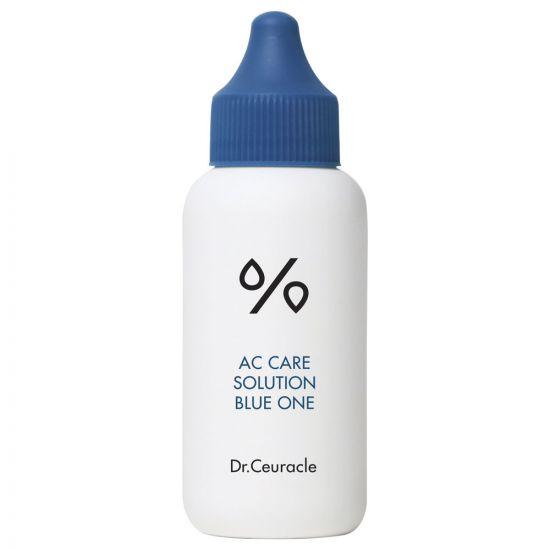 Точечная сыворотка для лица против акне Dr.Ceuracle АC Cure Solution Blue One