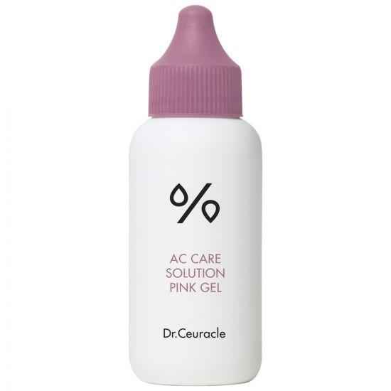 Гель для умывания для проблемной кожи Dr. Ceuracle АC Сure Solution Pink Gel