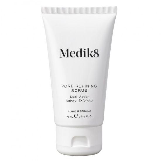 Очищающий поры скраб двойного действия Medik8 Pore Refining Scrub