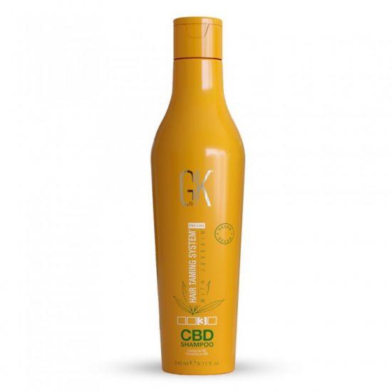 Шампунь с экстрактом конопли Global Keratin CBD Vegan Shampoo