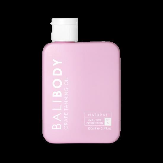 Виноградное масло для загара Bali Body Grape Tanning Oil SPF6