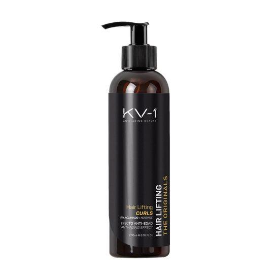 Несмываемый крем-лифтинг для кудрявых волос KV-1 The Originals Hair Lifting Curl Cream