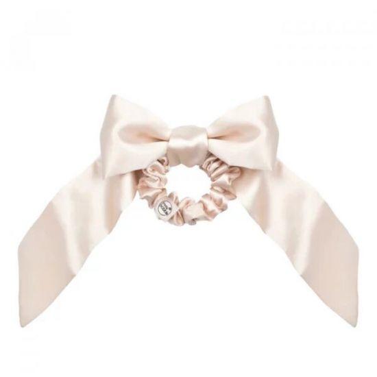 Резинка-Браслет для Волос invisibobble SPRUNCHIE SLIM Ballerina Bow