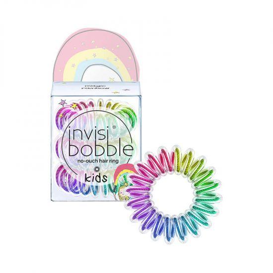 Резинка-браслет для волос Invisibobble KIDS Magic Rainbow