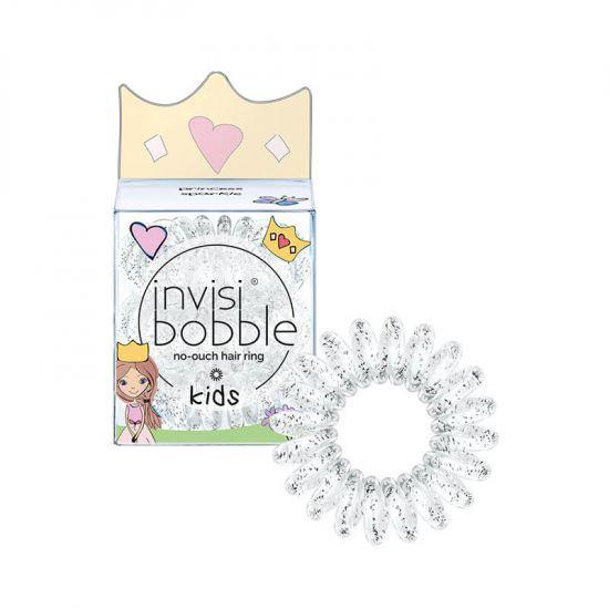 Резинка-браслет для волос Invisibobble KIDS Princess Sparkle