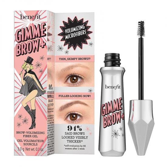 Гель-фибра для бровей Benefit Gimme brow volumizing eyebrow Gel