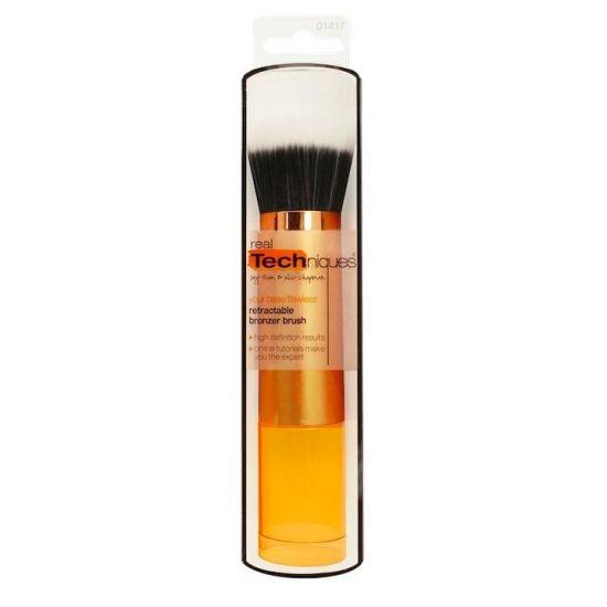 Кисть Real Techniques Retractable Bronzer Brush