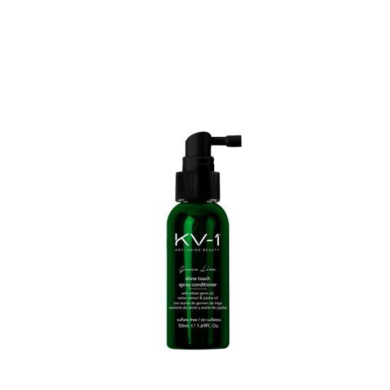 """Несмываемый спрей-кондиционер """"Сияние"""" с экстрактом икры и маслом жожоба KV-1 Green Line Shine Touch Spray-Conditioner"""