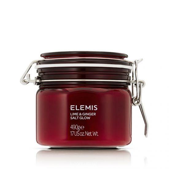 Солевой пилинг для тела Elemis Lime and Ginger Salt Glow