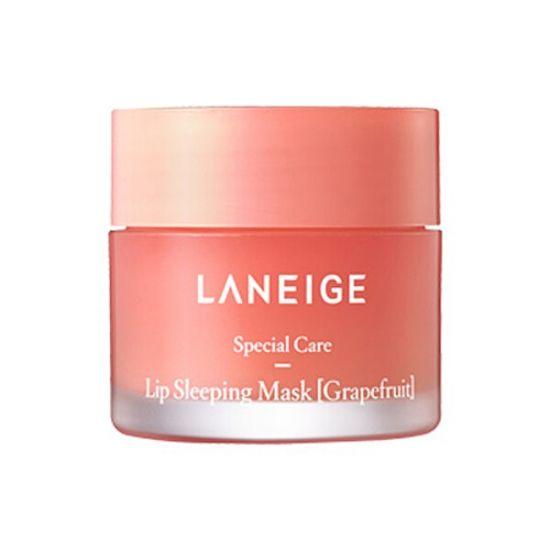 Ночная маска для губ с экстрактом грейпфрута Laneige Lip Sleeping Mask Grapefruit