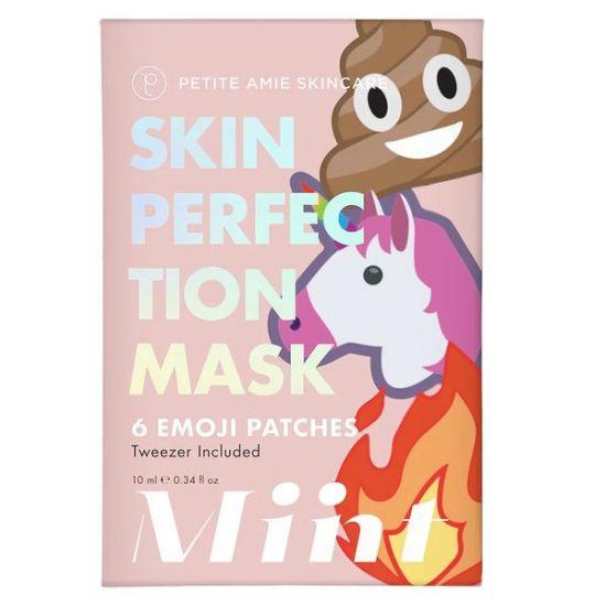 Маска-патчи для проблемной кожи Petite Amie Skin Perfection Mask, Emoji Patches
