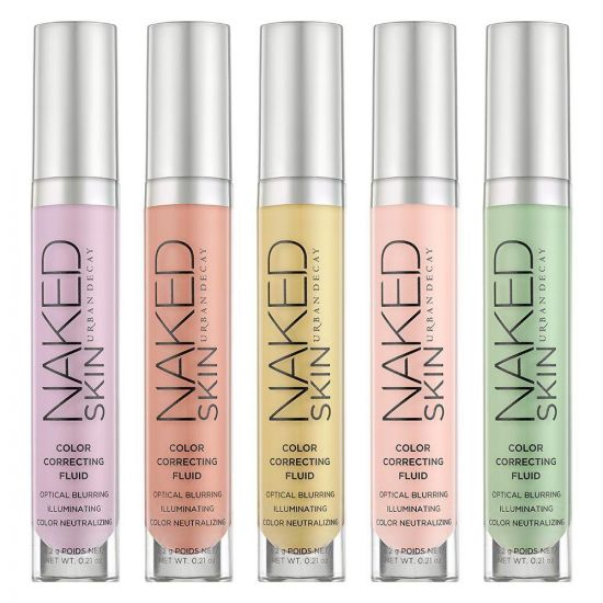 Корректор Urban Decay NAKED SKIN Color Correcting Fluid