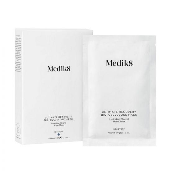 Восстанавливающая биоцеллюлозная маска Medik8 Ultimate Recovery Bio Cellulose Mask